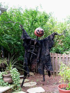 Sleepy Hollow Scarecrow