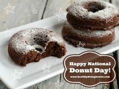 Gluten/Grain-Free Dairy-Free donuts