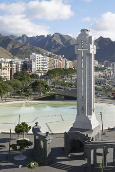 Plaza de España, Santa Cruz de #Tenerife
