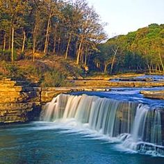 24 state parks, dunes, nature preserves, etc. in Indiana.