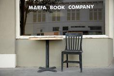 Marfa Book Company in Marfa, Texas