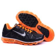 Orange and Black!