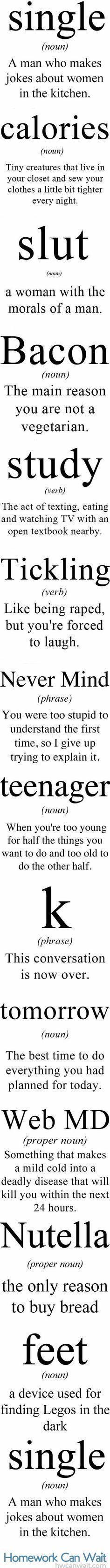 Pretty much true...