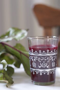 Antioxidant Beet Juice...I made this juice this morning, it was delicious!