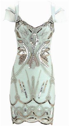 evening dresses, outfits for dinner, outfits vintage, bead dress, cocktail dresses, wedding vintage 20s, expensive dresses, vintag bead, vintage beaded dress