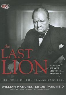 """The Last Lion: Winston Spencer Churchill, Vol. 3: Defender of the Realm"" by William Manchester worth read, winston spencer, book worth, spencer churchil, terrac lake, winston churchill, lake read"