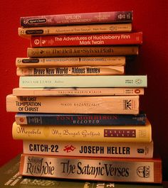 i read banned books & own most of them :)