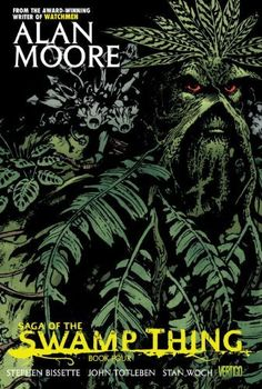 Availability: http://130.157.138.11/record=b3728930~S13 Saga of the Swamp Thing Book Four by Alan Moore.