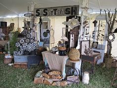 Bella Rustica Barn Sale - Franklin Tn..actually want to set up there..Looks FABULOUS!!