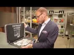 Take you on a tour of the #CutthroatKitchen set with Alton Brown!   And catch the season two premiere Sunday at 10|9c.