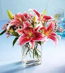 jarrones con flores naturales - Buscar con Google