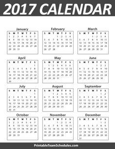 May Calendar Template 2017. Print Here - http ...