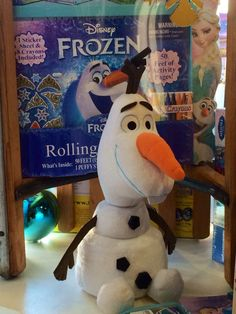 OLAF. #frozen #toys