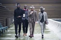 gentlemen, fashion weeks, dapper menswear, florence, pitti uomo, suit, street style london, street styles, london fashion