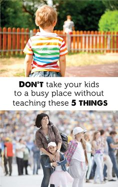 Super useful tips - working on teaching both of my kids all 5 of these things now!