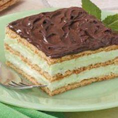 Pistachio Eclair Dessert.../ Tasty Recipe, Desserts Recipe, Cake, Pistachios Eclairs, Saint Patricks Day, Cooking Tips, Graham Crackers, Healthy Desserts, Eclairs Desserts