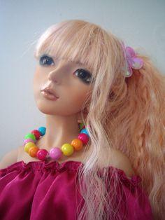 Ma grande 5Stardoll Michelle en mode multicolore^^
