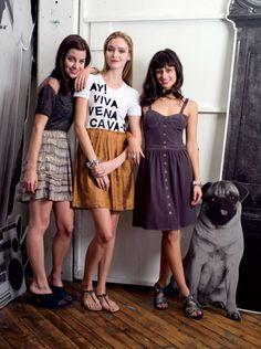 How to Make Vena Cava's Fun Statement Dress: Do It Yourself: teenvogue.com