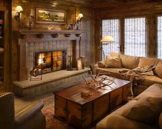 Rooms With Fireplaces Design, Pictures, Remodel, Decor and Ideas - page 4