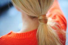 ponytail #Beauty  #Hair