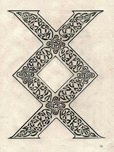 Inguz (viking symbol)