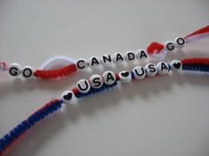 Olympic Bracelets