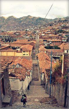 Cusco, Peru - would love to see!