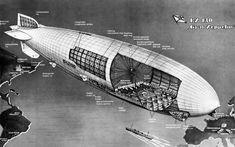 Zeppelin Stuff | ∆ + 0 / 9