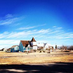 historic fort texas texas