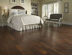 This chocolate brown Burnished Acacia brings elegance & style to homes with its natural-worn look   Make Your House a Home for the Holidays