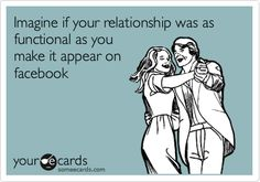 Lmbo! I think this about certain people alllllll the time! I think ecards lives in my head ;) who are you trying to convince? The fb world or yourself?