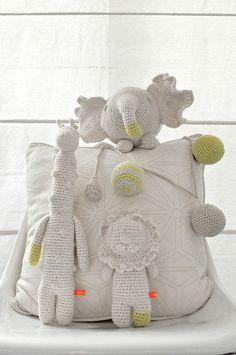 Crochet soft animals