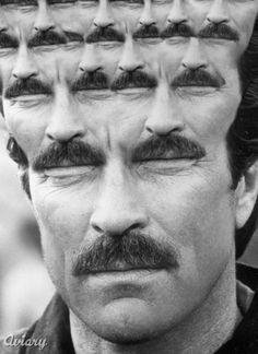 moustache my eyes