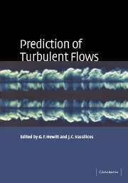 GF Hewitt and JC Vassilicos (eds.), Prediction of Turbulent Flows