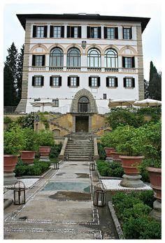 Villa il Salviatino, Florence, Italy