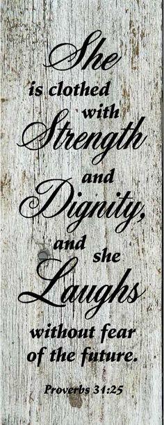 Proverbs 31 wife!