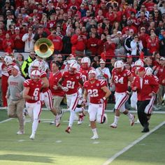 Forever A Husker On Pinterest Marching Bands Football