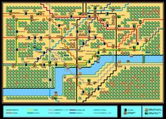 I love a Tube map, this one a Super Mario version #OOH