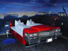 A BED...seriously!     Vehicular Furnishings and Automotive Decor