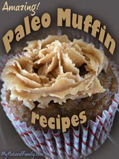 Amazing Paleo Muffins Recipes