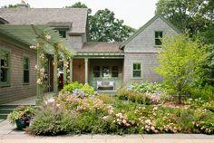 House of Turquoise: LDa Architects & Interiors + Hutker Architects  Love it.