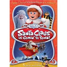 from amazon - Love the Rankin and Bass specials
