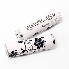 Personalized Candy Roll Wrap $0.46