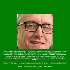 Recommendation Patrick Bijvoet | Business Partner TrainTeam