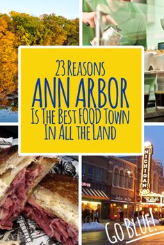 23 Reasons Ann Arbor Is The Best Food Town In All The Land