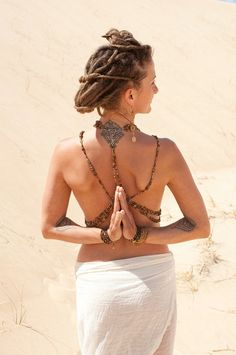 yoga tatoo
