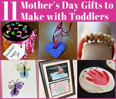 Mothers Day Gifts to Make With Toddlers Childhood 101