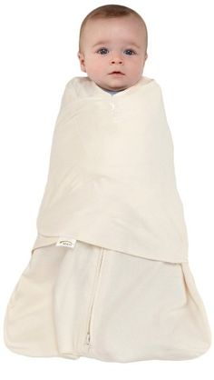 Halo Sleep Sack 2 Way Swaddle – Small Cream