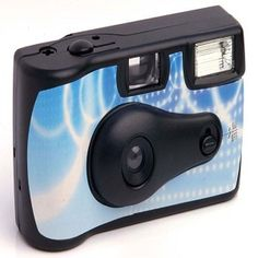 How to Use a Disposable Panoramic Camera #stepbystep