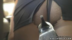 Public pantyhose upskirt video. Outdoor ass flashing arse flash in french pantyhose tights. Nylon butt and thong public upskirts.
